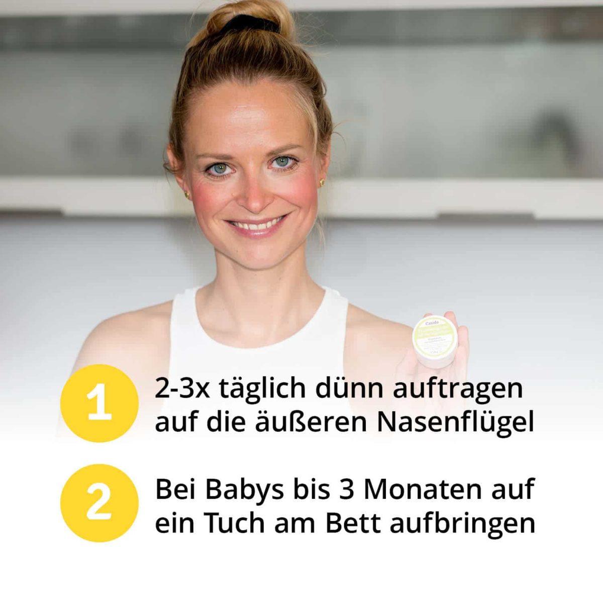 Casida Engelwurzbalsam für Kinder 15 g 10086729 PZN Apotheke Schnupfen Baby6