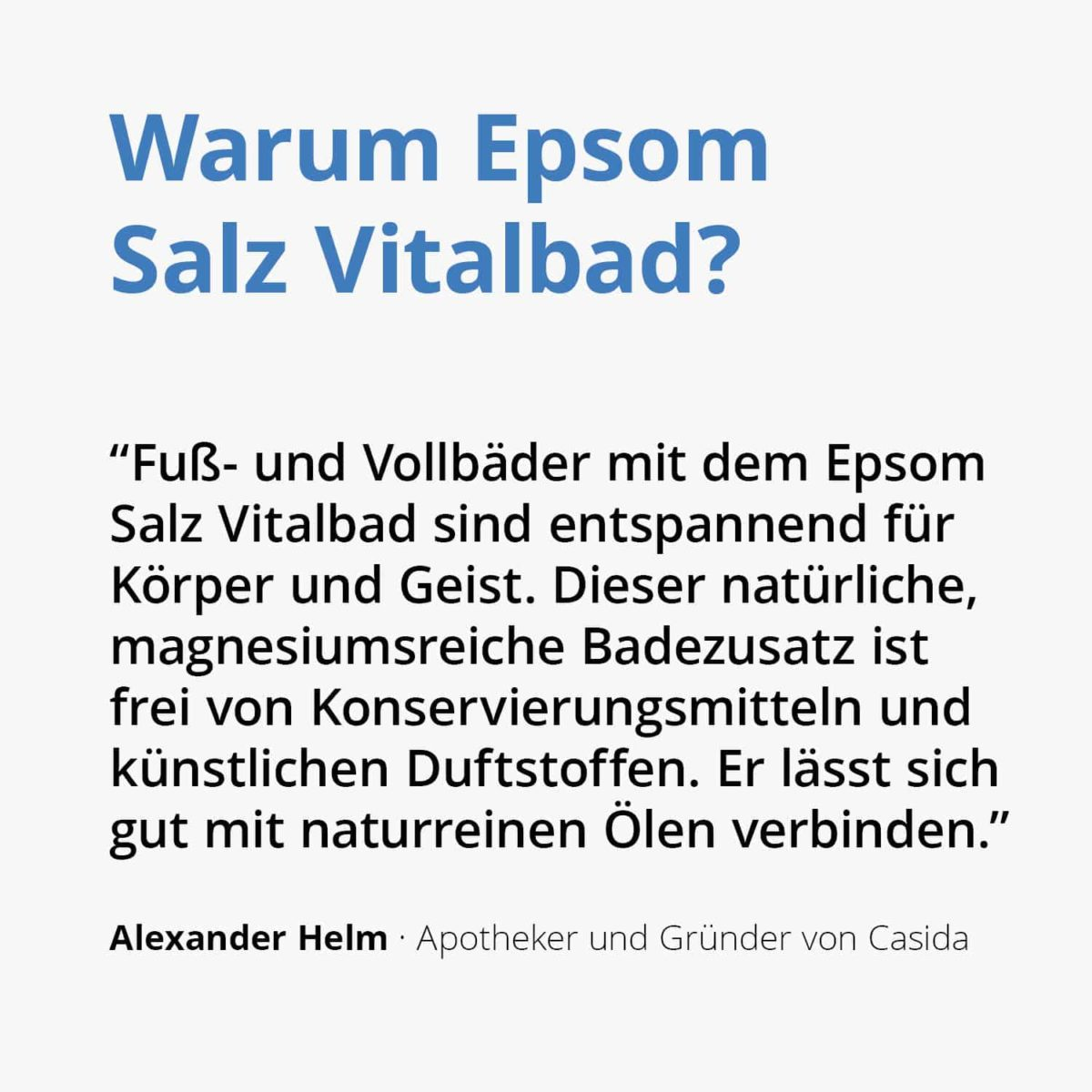 Casida Epsom Salz Vitalbad 1 kg 11103341 PZN Apotheke Bittersalz (1)2