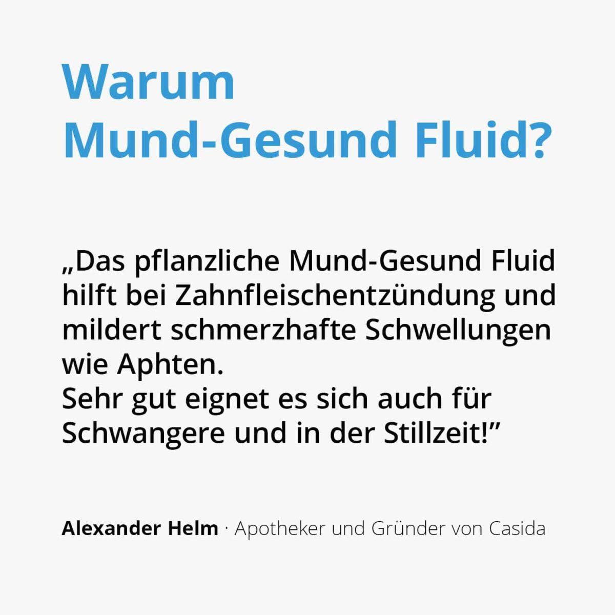 Casida Mund-Gesund Fluid Repair & Protect 10 ml 10086681 PZN Apotheke Zahnfleischentzündung2