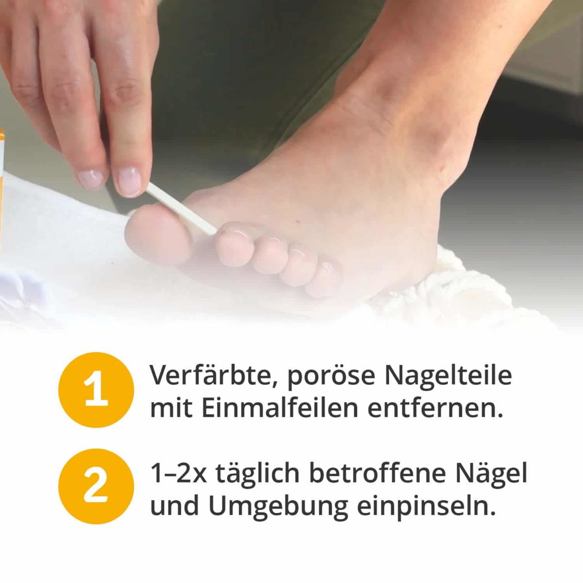 Casida Nagelöl Repair & Protect 10 ml PZN 10022445 Apotheke Nagelpilz Füße Hände6