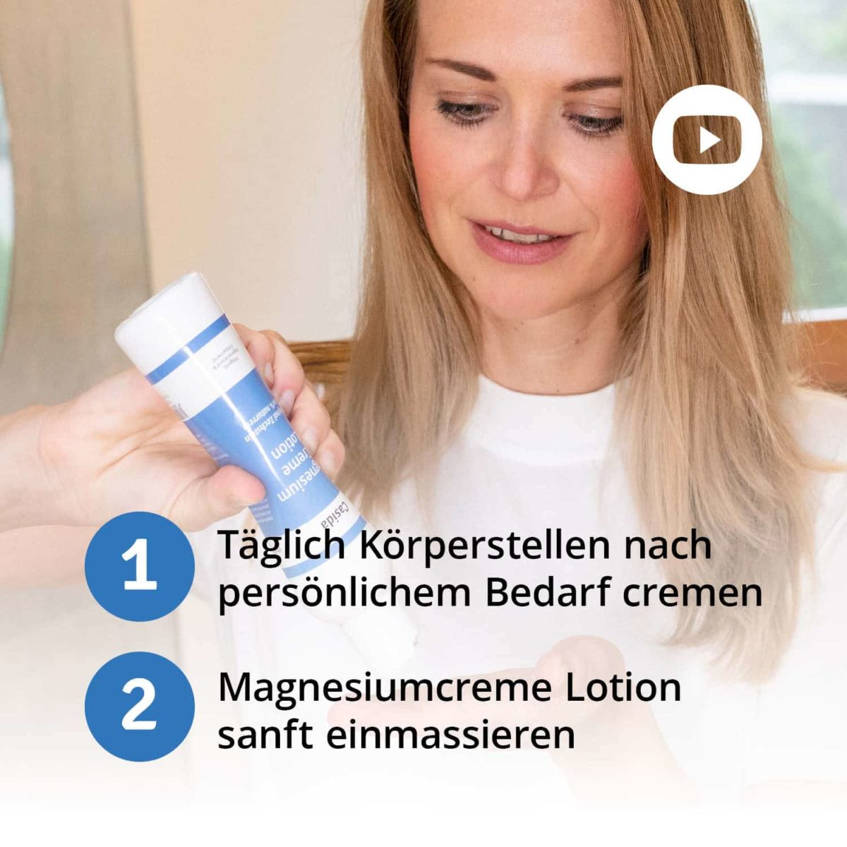 Casida Magnesium Cream Lotion 200 ml 12902245 PZN Apotheke Regenerierende Hautpflege Dermatest6