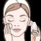 Beauty Routine Mizellenwasser