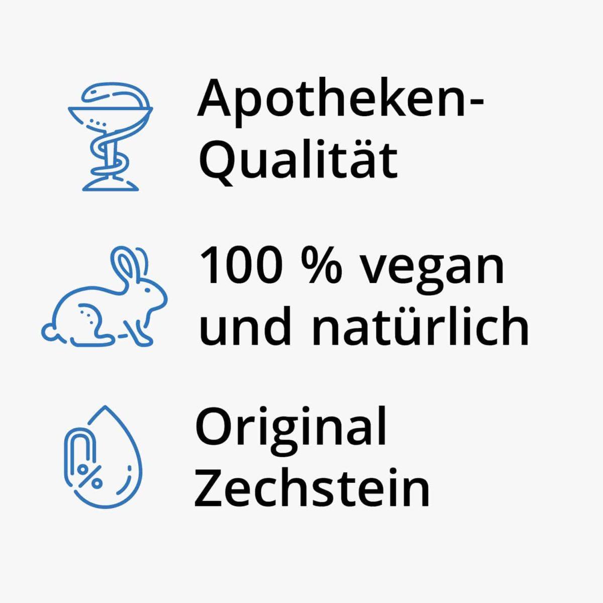 Casida Magnesiumchlorid zum Einnehmen Trinken Zechstein 210 g 15190615 PZN Apotheke Saft Wasser Bioverfügbarkeit4