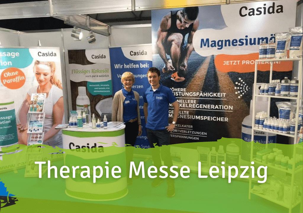 Therapie Messe Leipzig