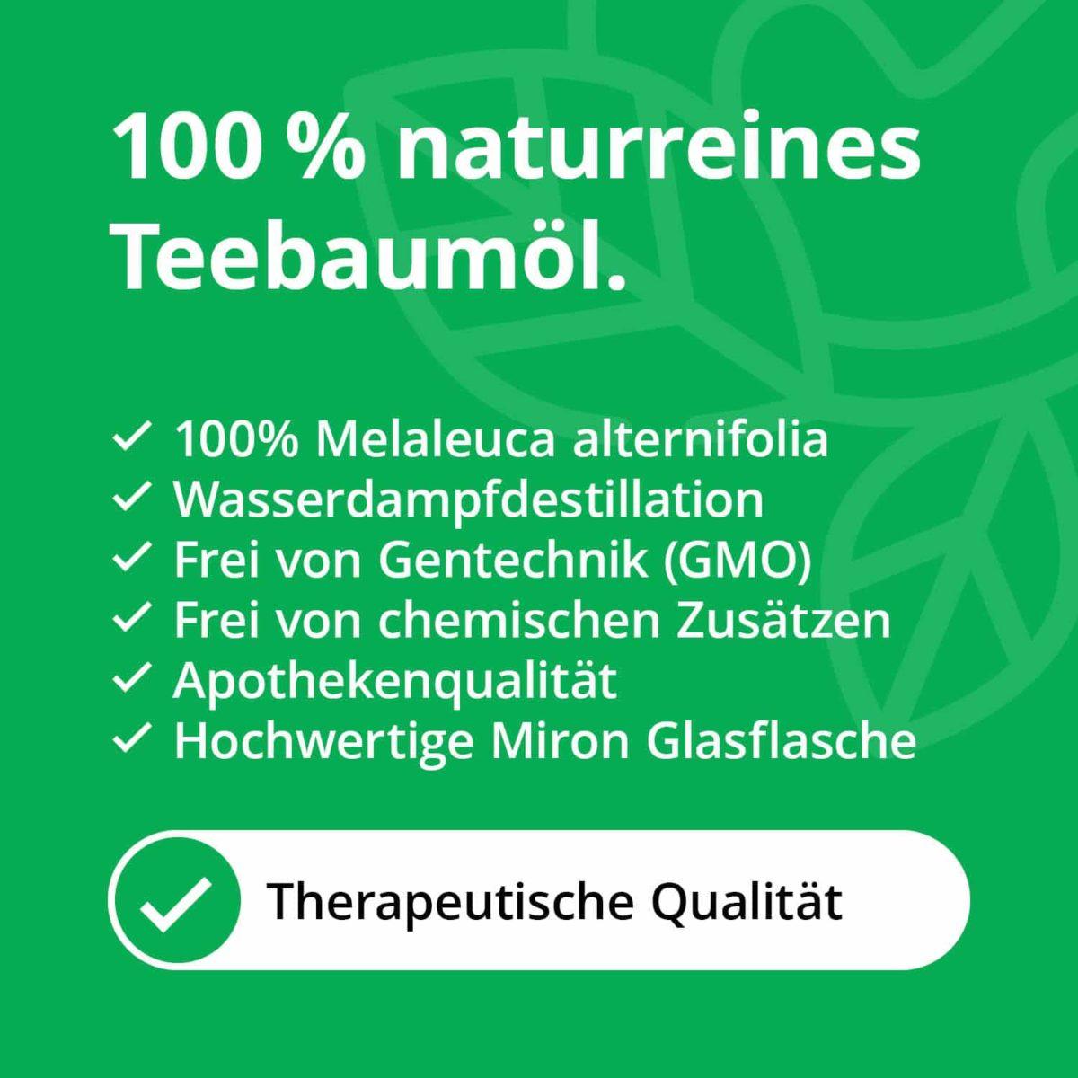 Casida Teebaumöl naturrein – 10 ml 15880774 PZN Apotheke ätherische Öle Melaleuca alternifolia Hautpflege Nagelpilz5