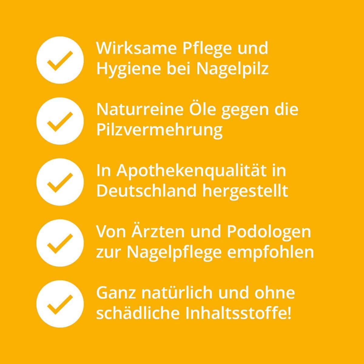 Casida Set Apotheke Nagelöl Fußspray Rabatt Bundle PZN 10022445 10751322 Nagelpilz pflanzlich Natürlich Gesundheitsprodukte7