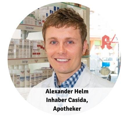 Apotheker Alexander Helm Interview Basenfasten