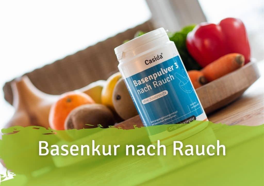Basenkur nach Rauch Casida Basenpulver 3 nach Rauch – 200 g 11058942 PZN Apotheke basisch Säure Basen Kur