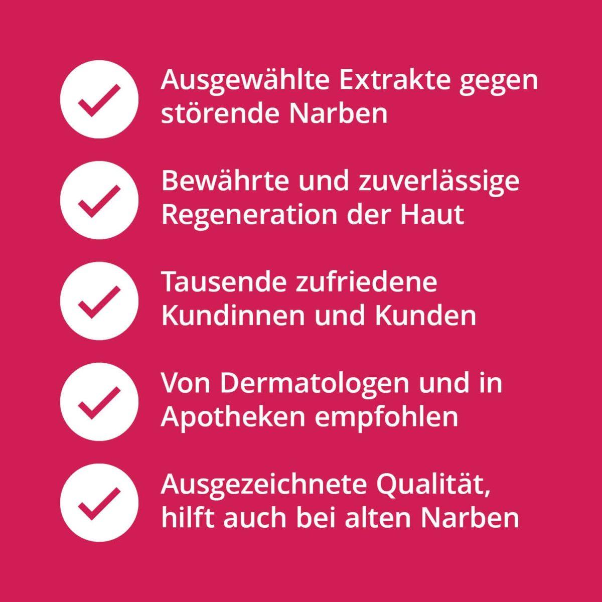 Casida Narbenpflegeöl Repair & Protect – 20 ml 10086758 PZN Apotheke Akne alte Aknenarben behandeln Gesicht Körper pflanzlich (1)7