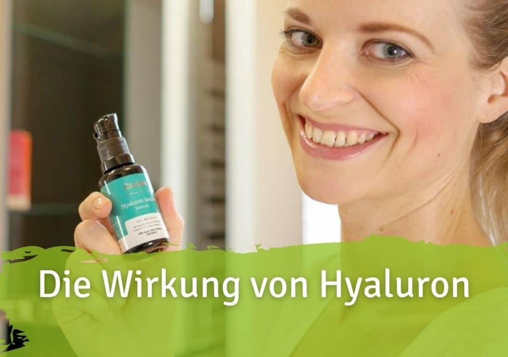 Die Wirkung von Hyaluron Casida Hyaluron Serum Intensiv – 30 ml 14044030 PZN Apotheke Microneedling