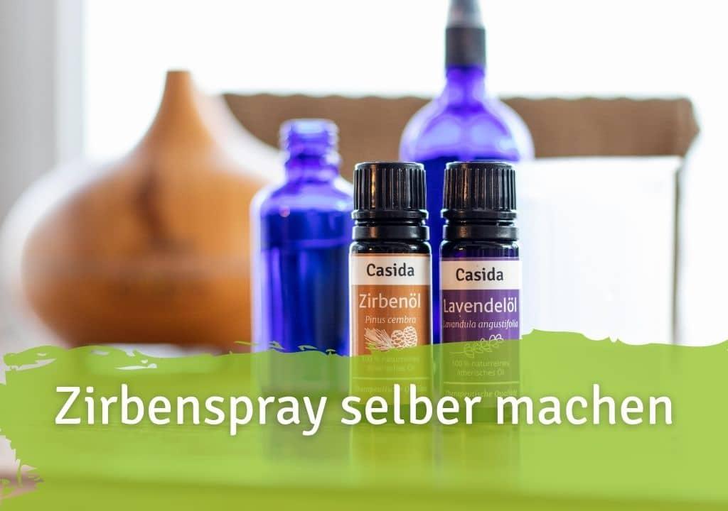 Zirbenspray selber machen Casida Zirbenöl Pinus cembra naturrein – 10 ml 16486743 PZN Apotheke Zirbelkiefernöl ätherische Öle Diffuser