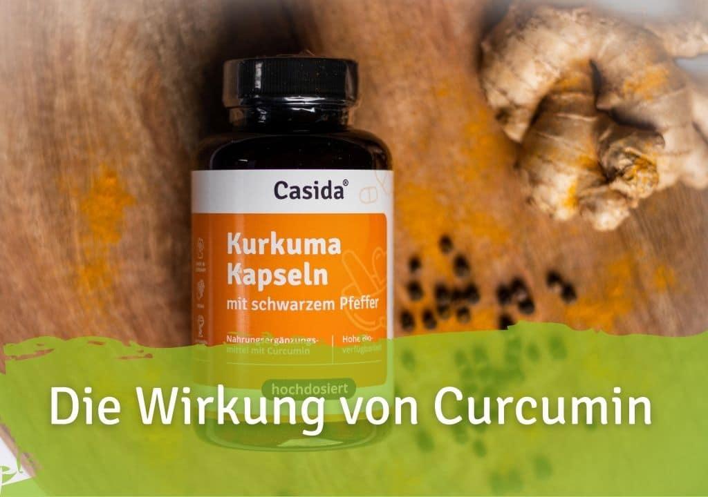 Die Wirkung von Curcumin