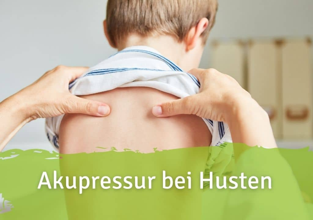 Akupressur bei Husten & Heiserkeit