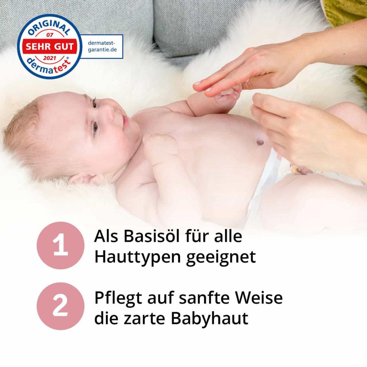 Casida Mandelöl Haut & Haare – 200 ml 16813099 PZN Apotheke Mandelöl Babypflege trockene Haut pflegen natürlich6