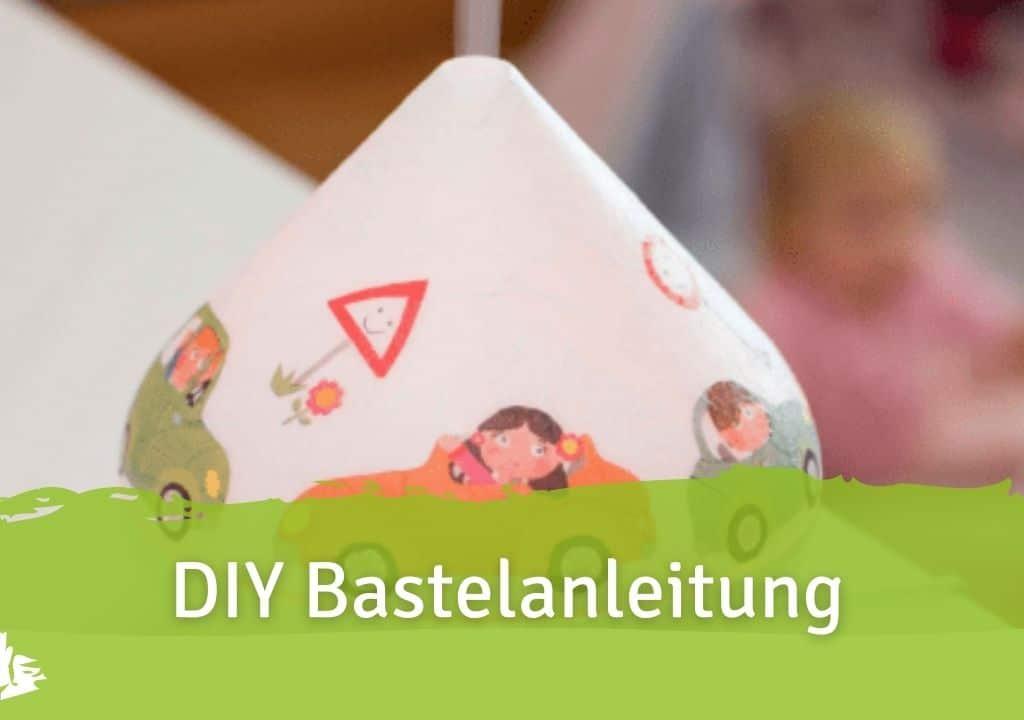 DIY Bastelanleitung Casida Aroma Diffuser