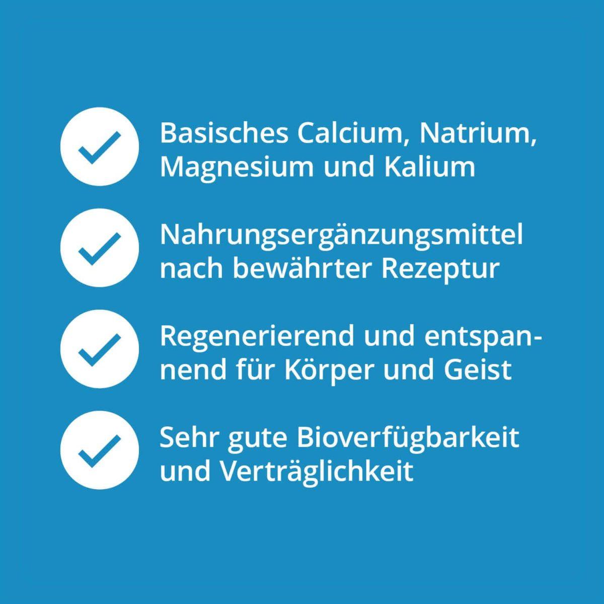 Casida alkaline powder 33 nach Rauch – 200 g 11058942 PZN Apotheke basisch Säure Basen Kur