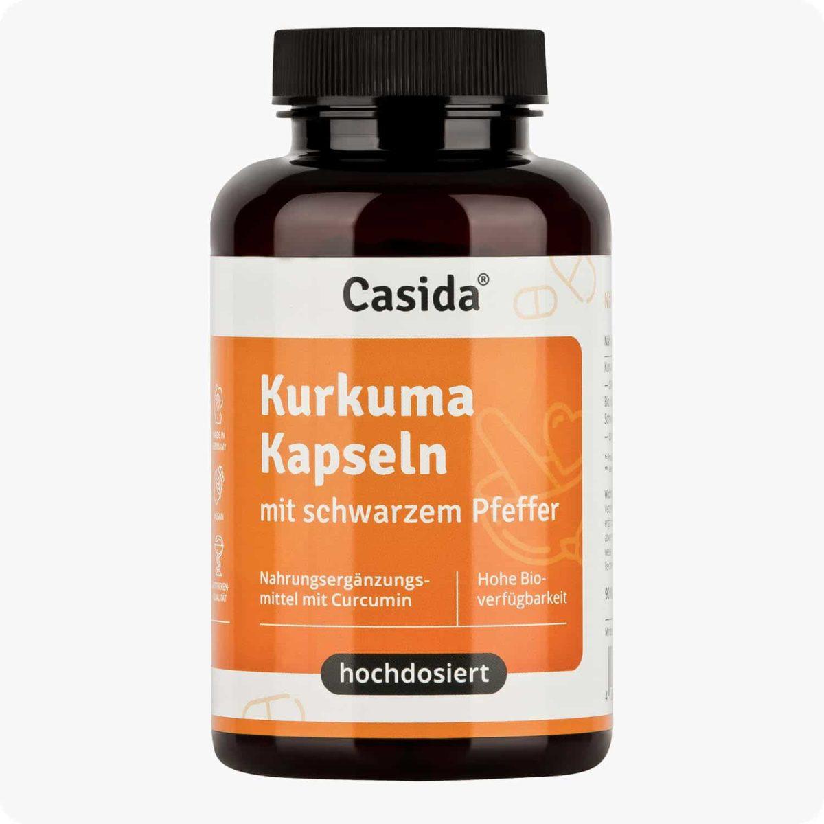 Casida Tumeric Capsules – 58 g 16671995 PZN Apotheke Schwarzer Pfeffer Nahrungsergänzung 2 (1)