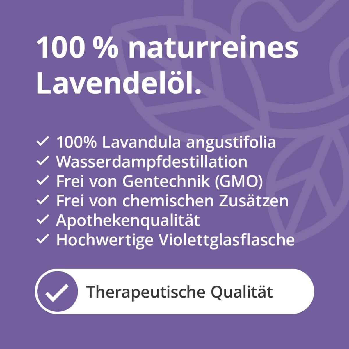 Casida Lavendelöl naturrein – 10 ml 15880722 PZN Apotheke Lavandula angustifolia Diffuser pur anwenden Schlaf Beruhigung (6)