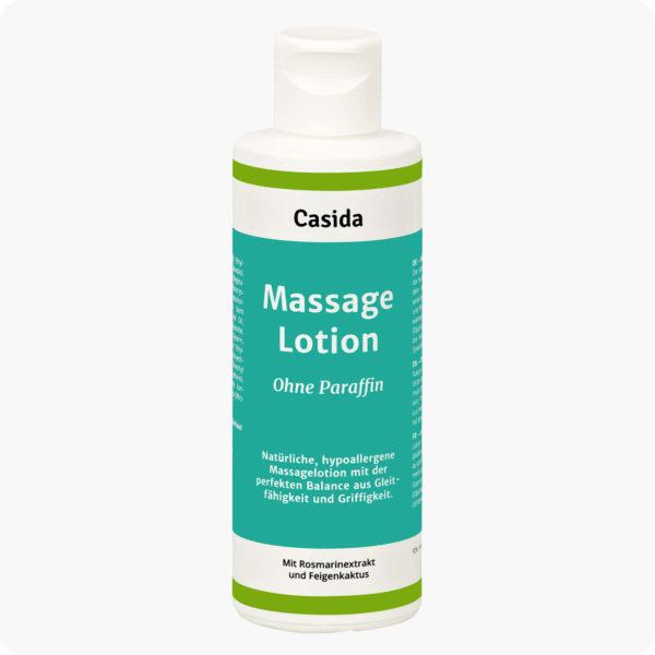 Casida Massagelotion Natural ohne Paraffin 200 ml PZN DE 15409953 UVP 12,49 € EAN 4260518460406 Masseur Feigenextrakt Rosmarin Massage natürlich
