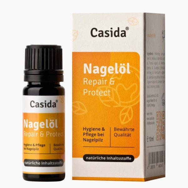 Casida Nagelöl Repair & Protect 10 ml PZN 10022445 Apotheke Nagelpilz Füße Hände2