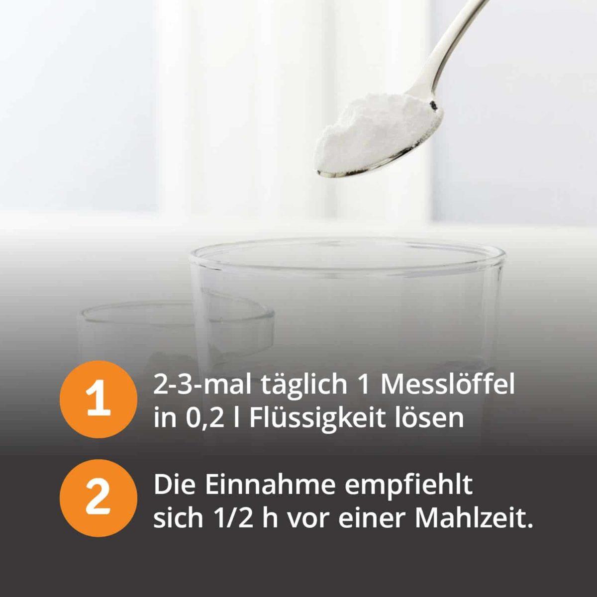 Casida Natron Vital Powder– 300 g 12464638 PZN Apotheke Basenkur trinken Lebensmittel7