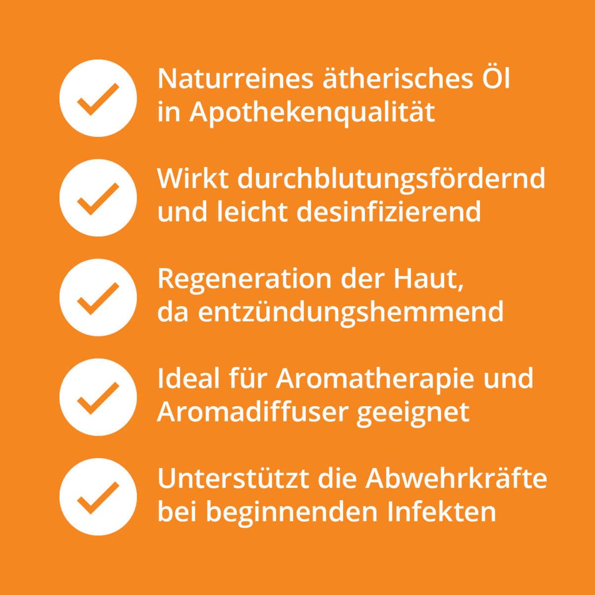 Casida Orangenöl naturrein – 10 ml 15880745 PZN Apotheke ätherische Öle Diffuser8