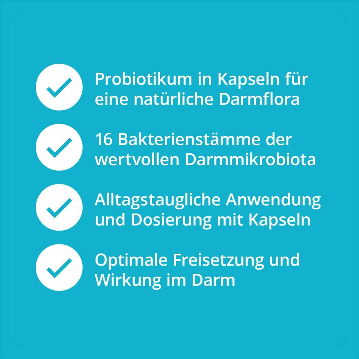 Probiotics complex capsules with inulin – 120 Stk. 14446656 PZN Apotheke Darmflora Darmmikrobiota Darmsanierung7