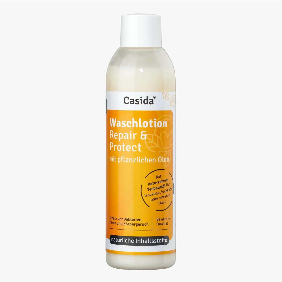 Casida Waschlotion Repair & Protect 200 ml 13168379 PZN Apotheke Nagelpilz Fußpilz