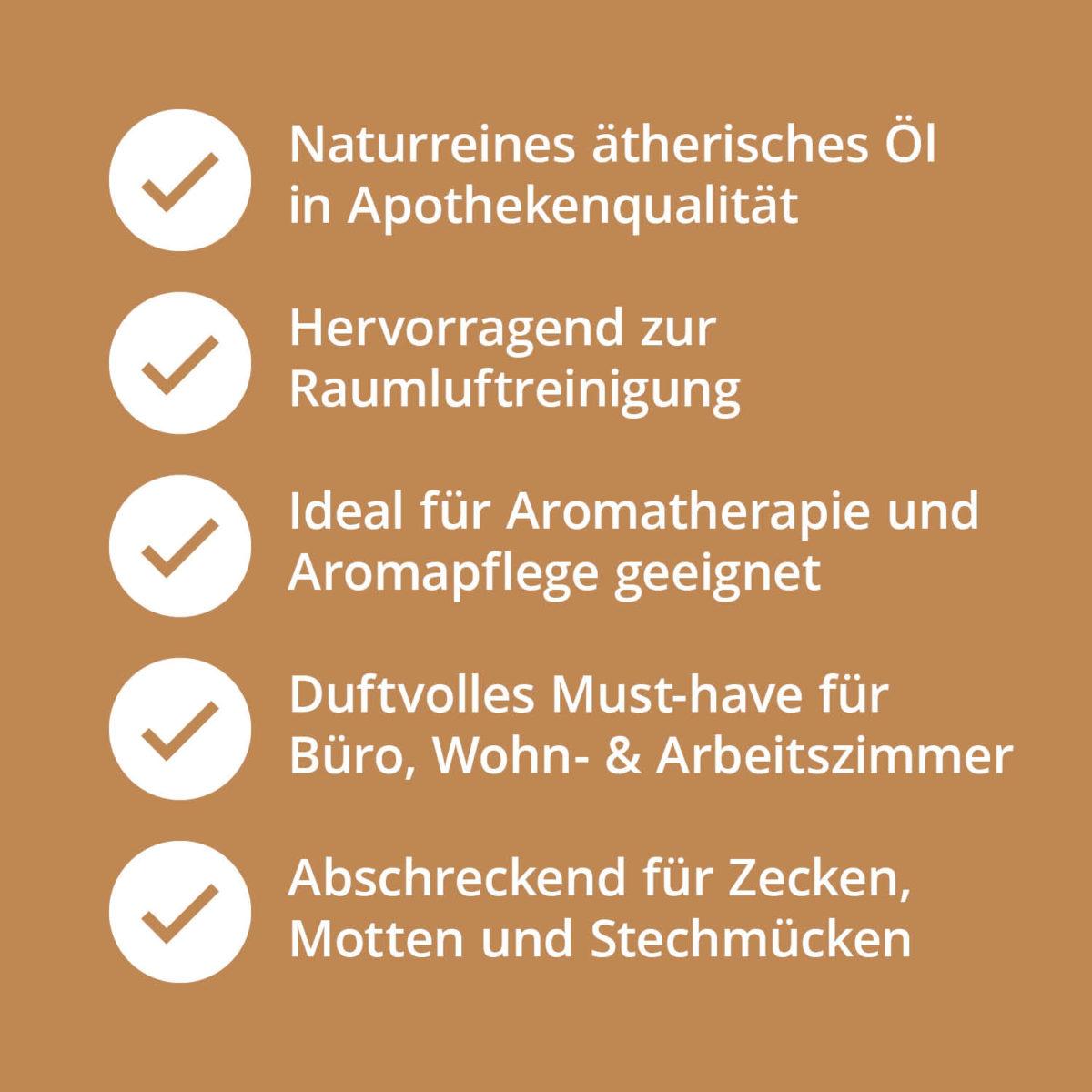 Casida natural pure Stone Pine Oil – 10 ml 16486743 PZN Apotheke Zirbelkiefernöl ätherische Öle Diffuser7