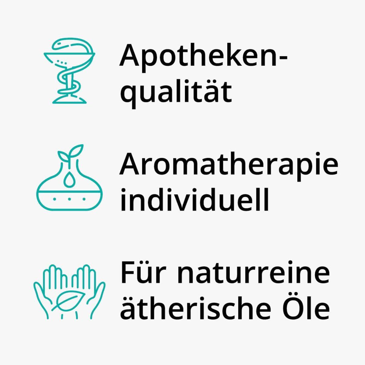 Casida Aromatherapie Einsteiger Set A3230241 Roll On Sprühflasche 10 ml 20 ml 100 ml ätherische Öle Braunglas4