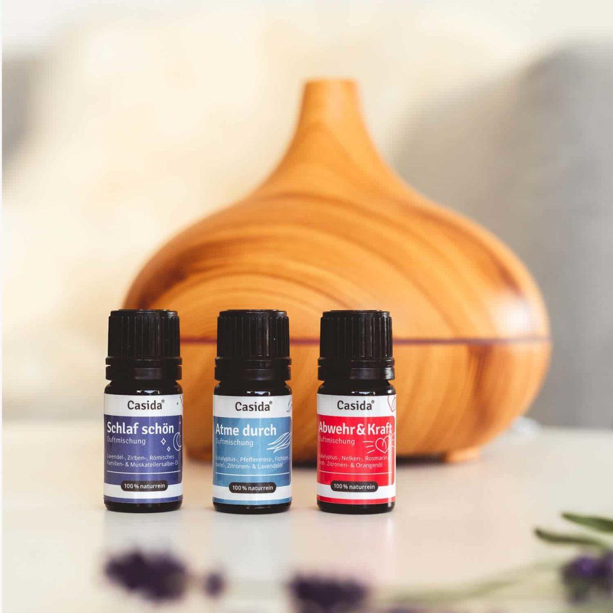 Casida Focusing Aroma-Blend Konzentration & Fokus - 5 ml 17377200 PZN Apotheke Energie Gedächtnis Aromatherapie Aromapflege Aromaschmuck Diffuser8