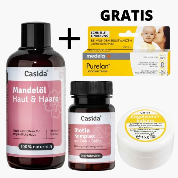 Schwanger Set Engelwurzbalsam Narbenpflegeöl Dehnungsstreifen Purelan Baby Apotheke (2)