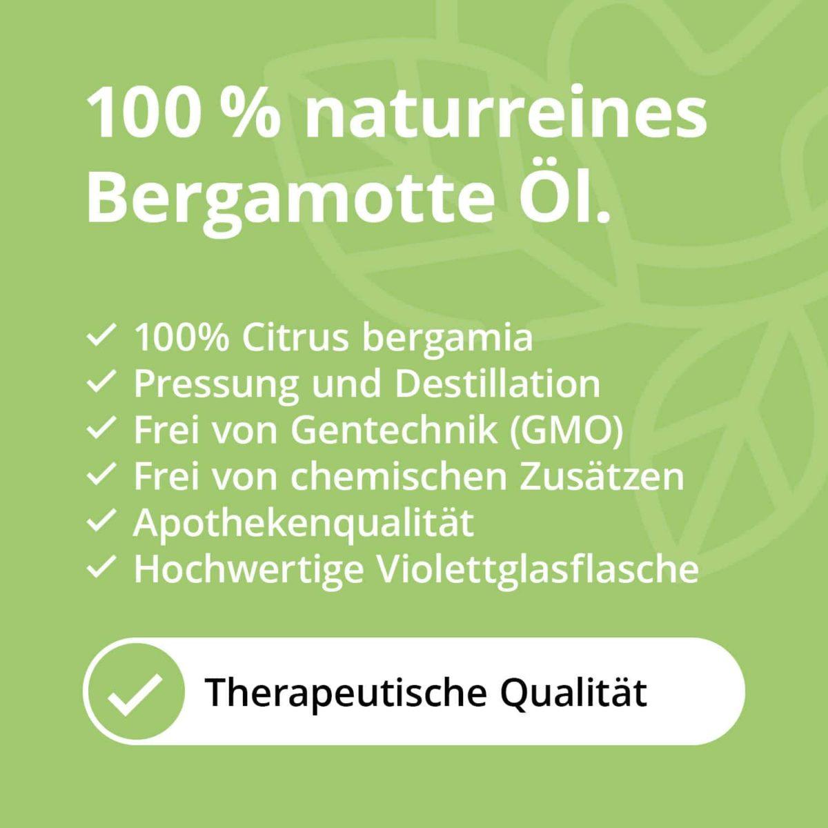 Casida Bergamot oil natural and pure – 10 ml 16486803 PZN pharmacy essential oils diffuser aromatherapy Citrus bergamia Antiviral
