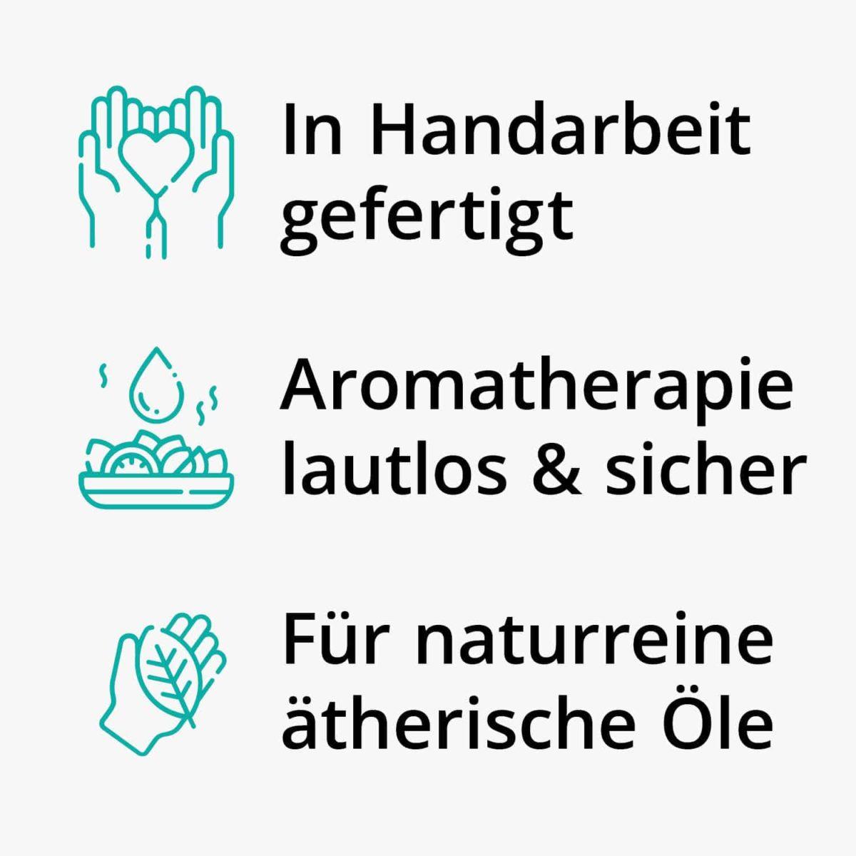 Casida Duftstein aus Keramik 1 Stk. 17439912 PZN Apotheke Aromatherapie Ätherische Öle Diffuser4