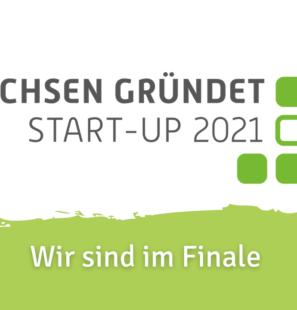 Saxony entrepreneurship award Start Up 2021