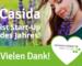 Unternehmerpreis Casida Startup des Jahres Sachsen gründet