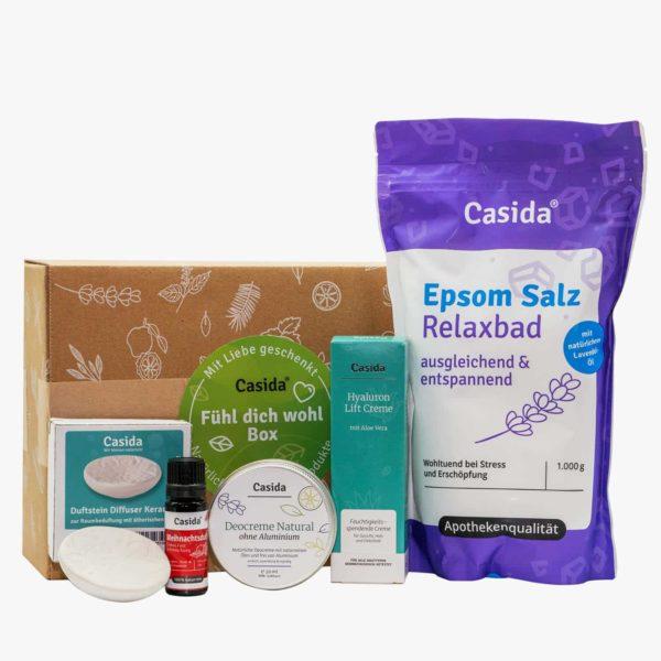 Casida Fühl dich wohl Box Beauty Pflege Aromatherapie (1)